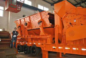 Mobile Crusher Plant pictures & photos