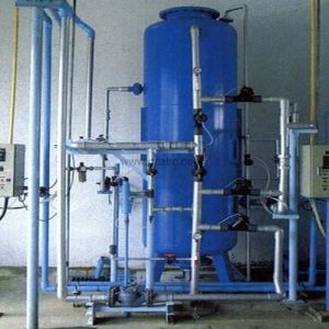 FRP Water Treatment Tank GRP Softening Water Equipment pictures & photos