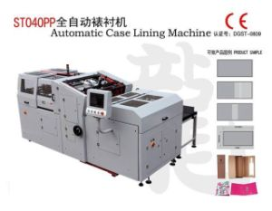 Endpaper Gluing Machine