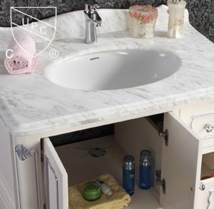 Upc Approved Oval Bathroom Basin Sn023 pictures & photos