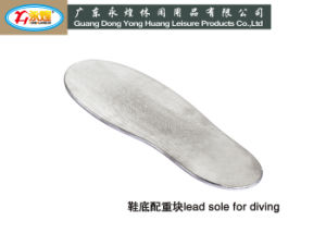 Scuba Diving Lead Sole Sole Type Diving Lead, Diving Lead pictures & photos