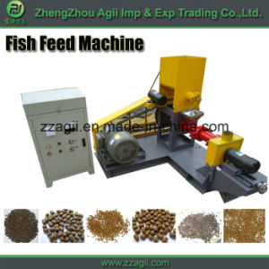 Small Scale Floating Fish Feed Pellet Machine for Farm Use pictures & photos