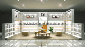 Retail Shoes Shop Fitting for Interior Decoration pictures & photos