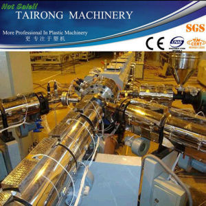 Fiberglass Reinforced PP-R Pipe Production/Extrusion Line pictures & photos