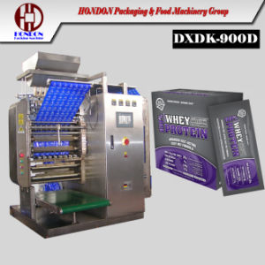 White Sugar Packing Machine / Sugar Sachet Packing Machine (Model DXDK-900D) pictures & photos