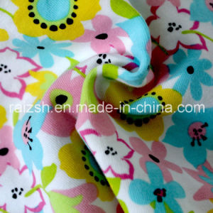 Soft Printing Jersey Knit Fabric for Children Clothes Home Textile pictures & photos