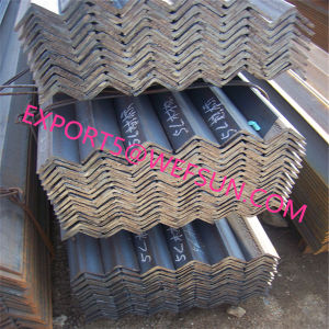 Hot Sale Common Size Structural Hot Rolled Angle Steel pictures & photos