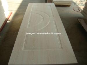 Cheap Melamine HDF Door Leaf, Best Price, Oak Door Face pictures & photos
