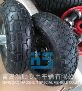 PU Wheel Wheels 3.50-4 2.50-4 pictures & photos