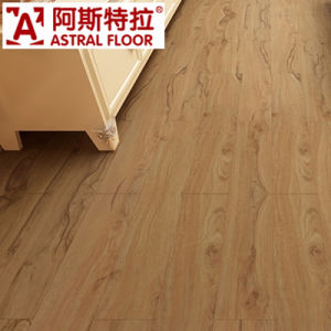 Crystal Diamond Finish Waterproof Great U-Groove Laminate Flooring (AB2033) pictures & photos