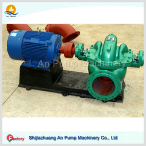 Large Flow Rate Time Saving Electric Motor Irrigation Pump pictures & photos