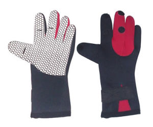Outdoor Sports Gloves for Fishing (HX-G0025) pictures & photos