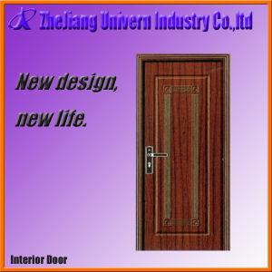 Zhejiang PVC Wood Doors pictures & photos