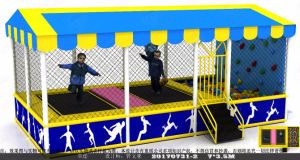 Interesting Trampoline for Children, Whole Trampolne for Sale pictures & photos