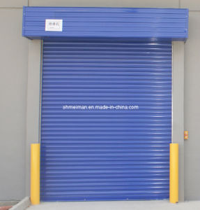 Rolling Shutter Door -12 / CE Certifed pictures & photos