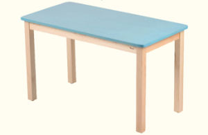 Colorful Wooden Table Children Study Table (M-X1078) pictures & photos