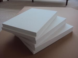 1260 High Purity Refractory Materical Ceramic Fiber Board pictures & photos