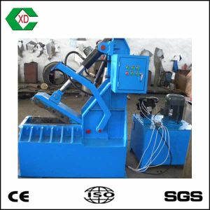 Scrap Tire Recycling Tire Section Cutter pictures & photos