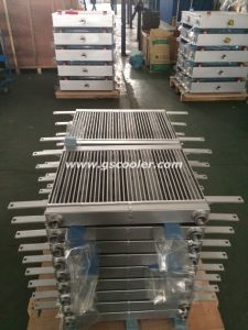 Brazed Aluminum Oil Cooler for Sullair pictures & photos