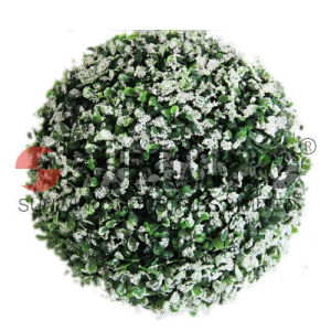 Hot Selling Topiary Artificial Boxwood Ball Solar Topiary Ball pictures & photos