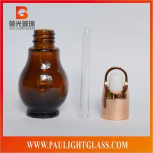 Special Design Amber Glass Bottle 10ml 20ml 30ml 50ml 100ml
