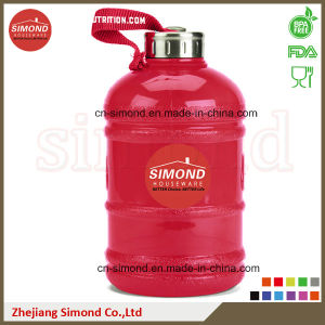 1L BPA Free Wholesale PETG Water Bottle Jug with Handle (SD-6003) pictures & photos
