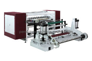 High Speed Slitting and Rewinding Machine (ZFQ-C1100.1300) pictures & photos