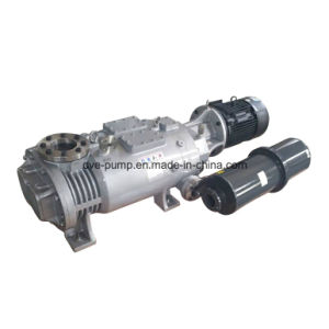 Dry Pitch Screw Pump for Vacuum Metallurgical System pictures & photos