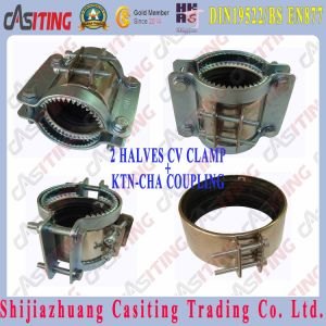 En877 2 Halves Collar Gripper and Ktn-Cha Type Copling