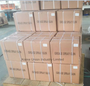 600cc Zinc Alloy Head Cap Manual Grease Gun pictures & photos