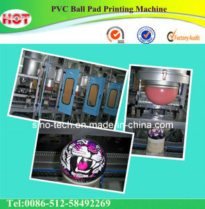 PVC Ball Pad Printing Machine pictures & photos