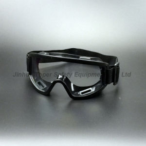 Ce En166 Approval Wide Protective Lens Welding Goggle (SG142) pictures & photos