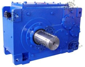 B Bevel Helical Gearbox Hollow Shaft Output B2hh11 for Sand Washer Machine pictures & photos