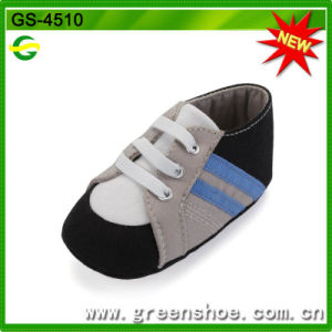 China Comfortable Soft Baby Crib Shoes (GS-4510) pictures & photos