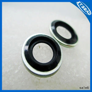 National Standard NBR Rubber Washers Bonded Seal and Gaskets. pictures & photos