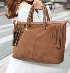 Confortable Lday PU Handbag Bag (YLD1210-23)