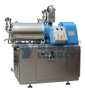 NT -V25 Pin Type Horizontal Nano Bead Mill pictures & photos