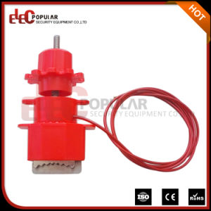 Universal Valve Safety Lockout Devices with Nylon Cable pictures & photos