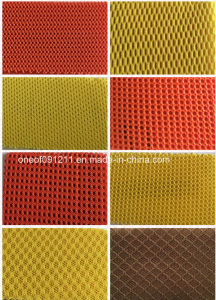 Colorful Mesh Fabric for Shoe Material / Mattress /Seat Cover pictures & photos