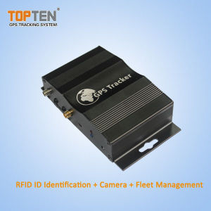 GPS Vehicle Tracker with RFID & Camera for Fleet Management TK510-ER pictures & photos