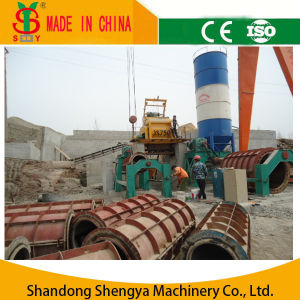 Hanging Roller Concrete-Tube Making Machine pictures & photos