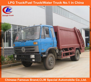 130HP 170HP Dongfeng Compressed Garbage Truck pictures & photos