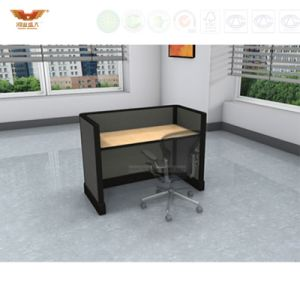 Fashionablework Desk Partition in Cross Workstation Design pictures & photos