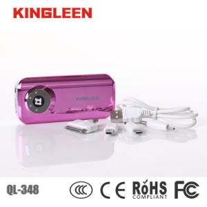 QL-348 Mobile Power Bank Charger 5200mAh pictures & photos