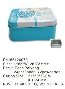 Cusmetics Tin Box pictures & photos