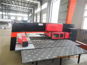 CNC Turret Punch Presses - CNC Punching Machines From Dadong pictures & photos