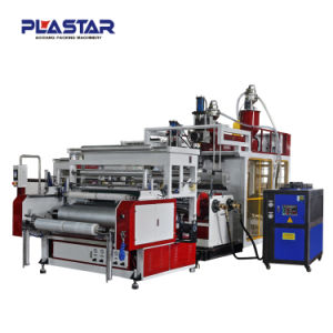 Heavy Demand About The Single-Layer Stretch Film Machine pictures & photos