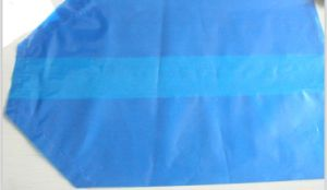 Blue Square Bottom LDPE Plastic Bag for Carton Inside pictures & photos
