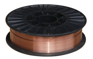 Welding Material 0.8mm-1.6mm MIG Wire CO2 Gas Shield Welding Wire (GB ER50-6 /AWS ER70S-6)