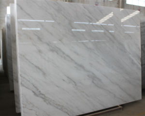 High Polished White Marble Slab & Tile, Chinese Guangxi White Marble pictures & photos